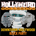 Hollyweird Halloween Downtown Hollywood Block Party