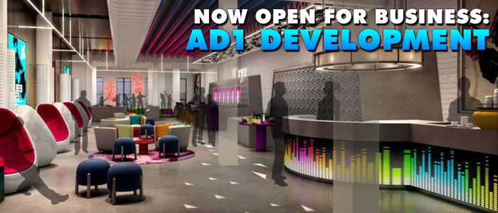 AD1 Development