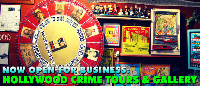 Hollywood Crime Tours & Gallery