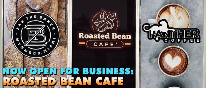 Roasted Bean Cafe