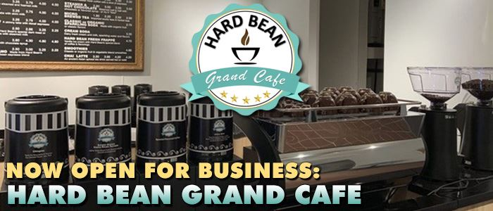 Hard Bean Grand Cafe