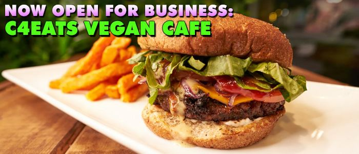 C4Eats Vegan Cafe